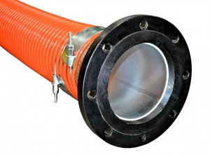 Flanged Pump Suction Hose