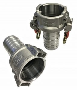 Cam Lock EZ Link and Cam Lock Vent-Lock Innovative New Hose Couplings