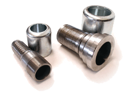 Internal Expansion Hose Couplings Offer Full Flow