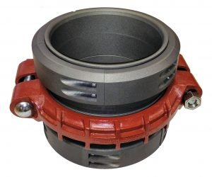 field attacheable grooved frac hose coupling