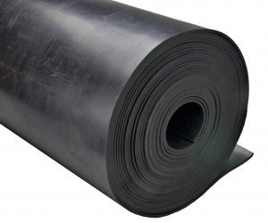 Diaphragm Sheet Rubber
