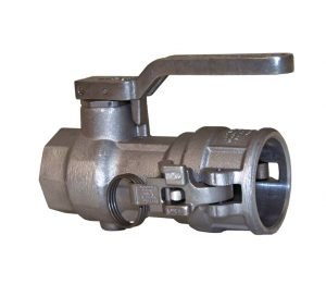 Dry Break Coupling