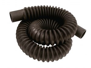 Garage Exhaust Hose - Crushproof Hose for muffler exhaust