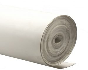White FDA Nitrile Rubber Sheet