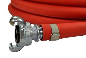 3/4 air hose with Chicago coupling