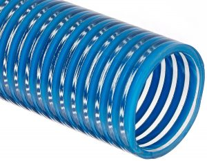 Blue Low Temp PVC Suction Hose