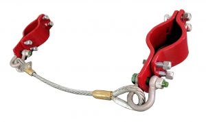 Hobble Clamp Safety Restraint