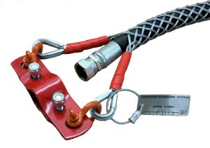 Hose Whip Stop Safety System