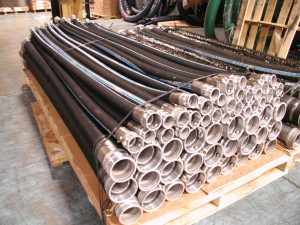 Rubber Oilfield Hose Assemblies